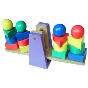 timbangan geo warna - Mainan Anak Puzzle Pilihan Diskon 50% Free Ongkir