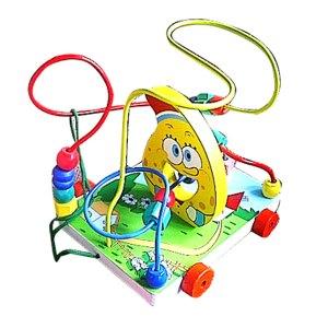 wiregame spongebob - Manfaat Mainan Wiregame | Mainan Pertamaku