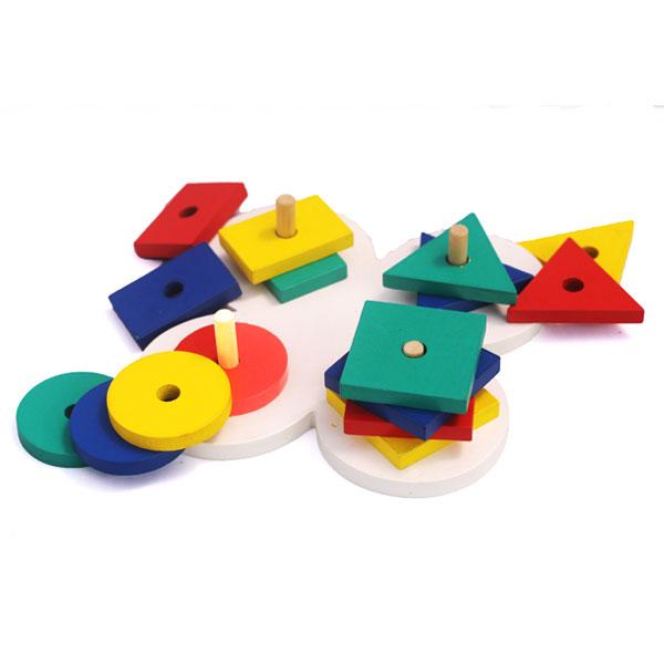 Geometri Bentuk Putar v4 - Geometri Putar Empat