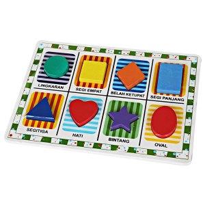 puzzle chunky 8 bentuk - Sejarah Puzzle Dan Perkembangannya