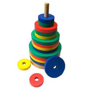 menara warna bulat - Berkah Idul Adha Gratis Ongkir Semua Produk