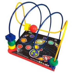 wiregame luar angkasa - Manfaat Mainan Wiregame | Mainan Pertamaku