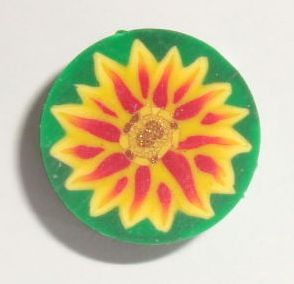 flower bead - first attempt