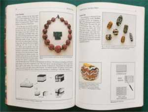 Nan Roche's polymer clay caning book