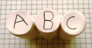polymer clay alphabet cane tutorials