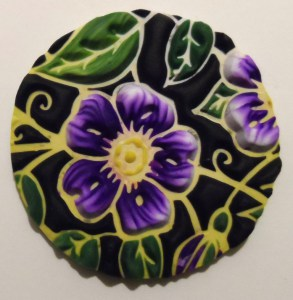 Lisa Pavelka sutton slice technique lisa pavelka garden glory polymer clay stamp