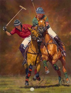 """Clash of the Centaurs"" 