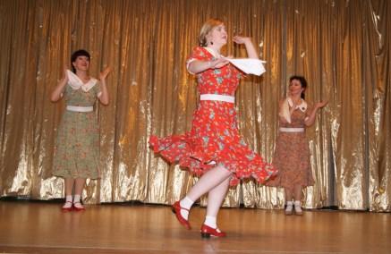 Russischer Tanz Katjuscha