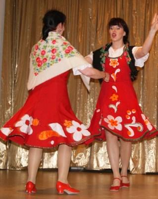Russischer Tanz Perepljas