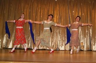 Russischer Tanz Sinij Platotschek