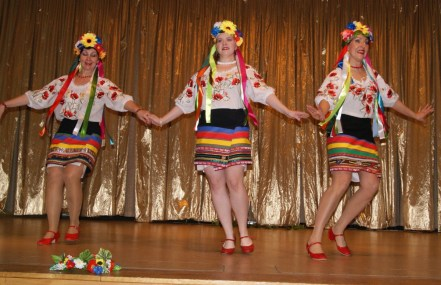 Ukrainischer Tanz Kasatschok