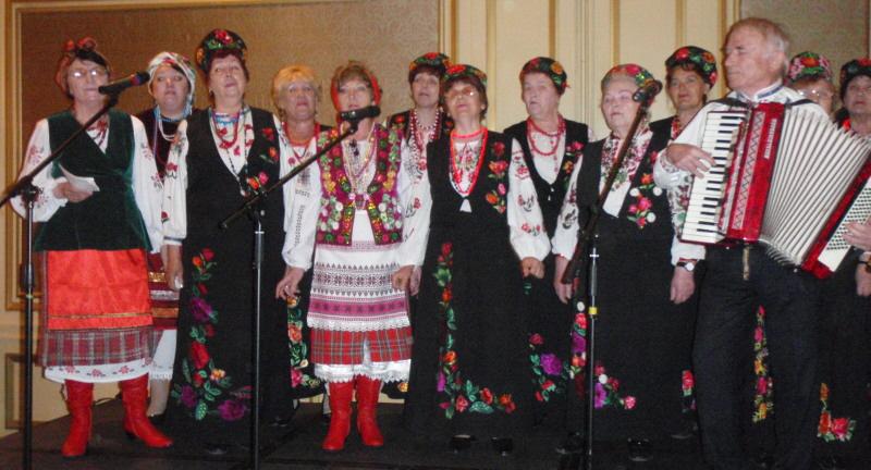 Ukrainian singers