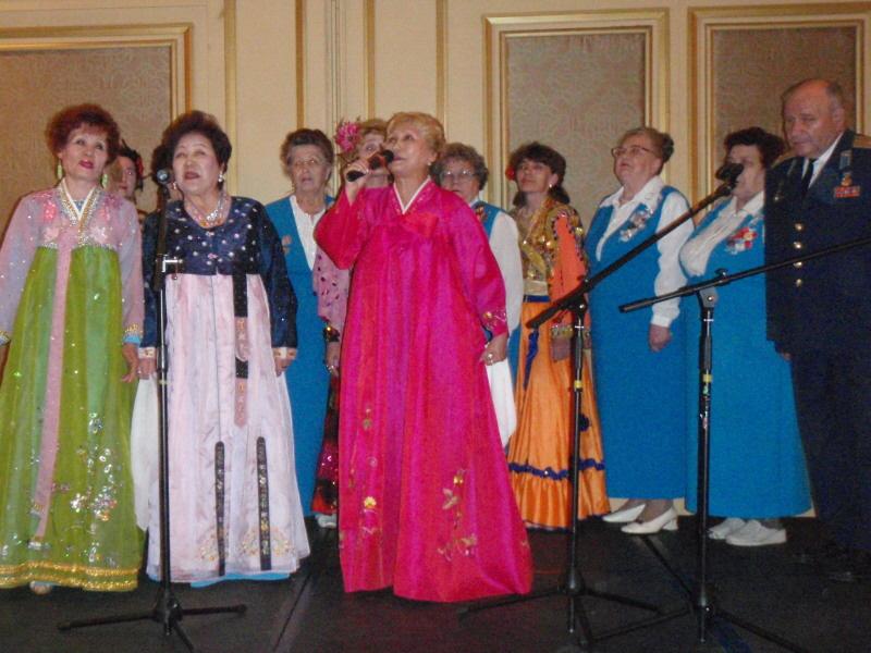 Korean costumes