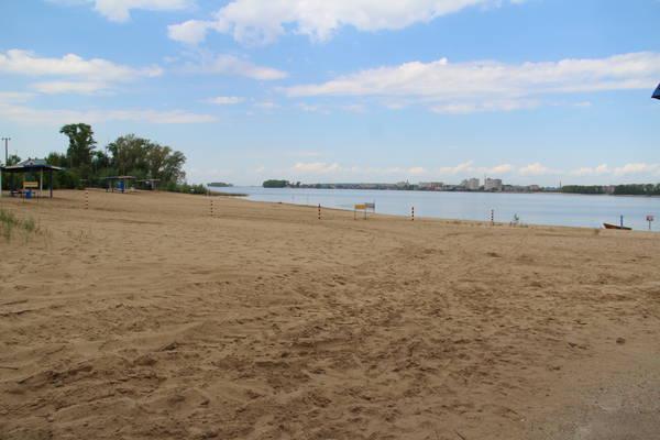 Не прошел проверку казанский пляж на озере Глубоком