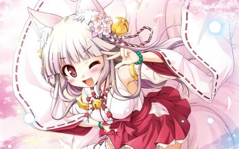 yande.re 281711 animal_ears bekkankou miko