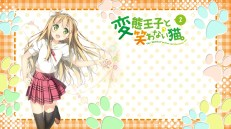konachan-com-200988-azuki_azusa-blonde_hair-green_eyes-hentai_ouji_to_warawanai_neko-kantoku-long_hair-seifuku-skirt-thighhighs-zettai_ryouiki