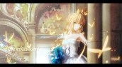 konachan-com-205312-blonde_hair-butterfly-dress-elbow_gloves-fate_stay_night-flowers-magicians-saber-wedding_attire