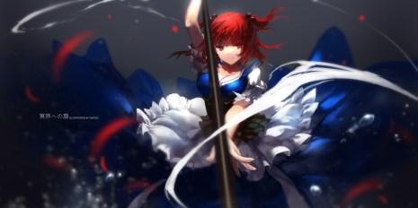 konachan-com-205920-onozuka_komachi-red_eyes-red_hair-scythe-swd3e2-touhou-weapon