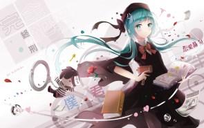 konachan-com-208457-book-bow-hat-hatsune_miku-heart-kuroi_asahi-long_hair-twintails-vocaloid