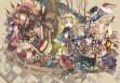 konachan-com-209875-animal-bird-cat-doll-dress-drink-ekira_nieto-flowers-garter_belt-gloves-group-hakurei_reimu-hat-hourai-rabbit-stockings-touhou-tree-witch
