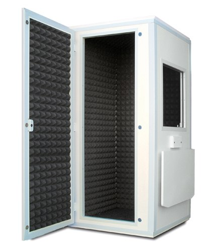 AirBirds Vocal Booths