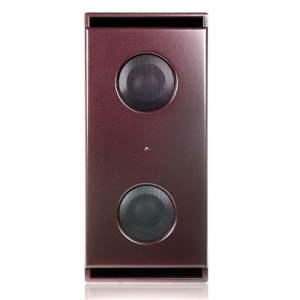 PSI A225-M Active Studio Subwoofer Red