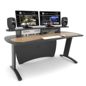 AKA Design ProMedia Desk & Two 3U Racks