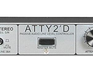 A-Designs ATTY2'D Passive Attenuator