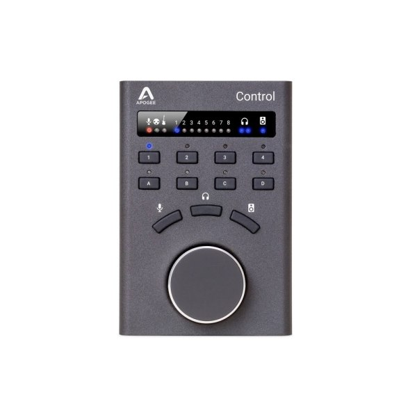 Apogee Control (Remote for Element Series and Symphony I/O MKII Interfaces)