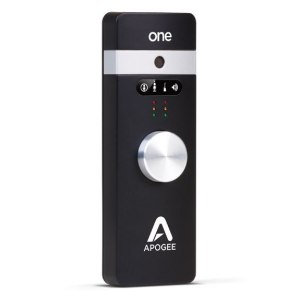 Apogee One USB Mic and Audio Interface for iPad and Mac