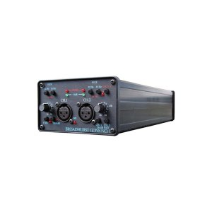 DAV BG1 - Portable 2 Channel Mic Pre