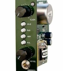 Burl B1 500-Series Microphone Preamp Module