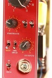 Chandler Little Devil Preamp 500-Series Module