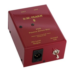 DW Fearn Passive direct box