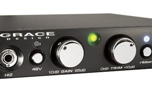 Grace Design M101 Single Channel Microphone Preamp and DI