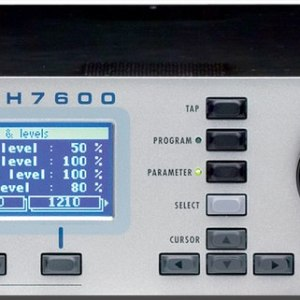 Eventide H7600 Two Channel Effects Processor