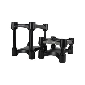 IsoAcoustics ISO-L8R130 Small Studio Monitor Stands
