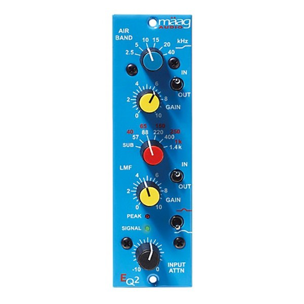 Maag EQ2 - 500-Series 2-Band EQ