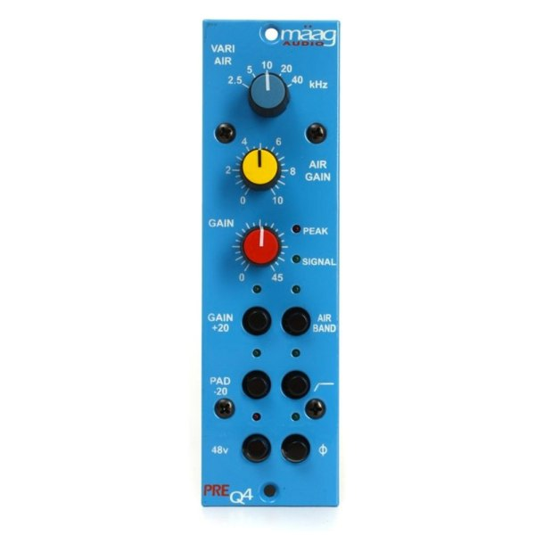 Maag PREQ4 - 500-Series Mic Pre & EQ