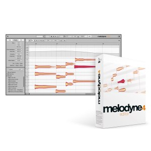 Melodyne 4 Editor (Digital Download)