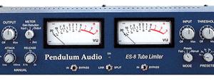 Pendulum Audio ES-8 Two Channel Compressor