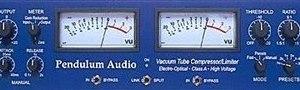 Pendulum Audio OCL-2 Electrical-Optical Tube Compressor / Limiter