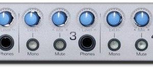 PreSonus HP60 6-Channel Headphone Mixing System