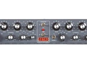 Retro Instruments 2A3 Tube EQ