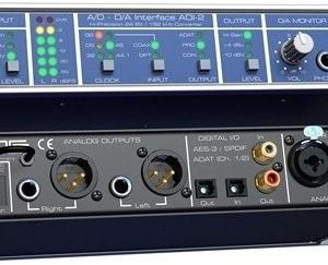 RME ADI-2 Hi-Performance 192 kHz/24 Bit 2-channel AD/DA-Converter