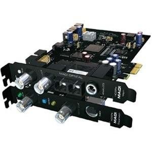 RME HDSPe MADI PCIe Audio Interface 64 I/O PCI Express Card