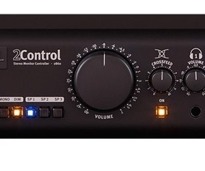 SPL Model 2861 2Control Speaker and Headphone Monitoring Controller