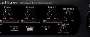 SoundToys Crystallizer V5 Reverse Echo Effects Software (Electronic Delivery)