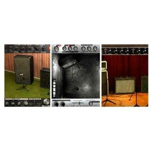 Softube Amp Room Bundle Vintage, Metal & Bass Amp Sims (Download Code)