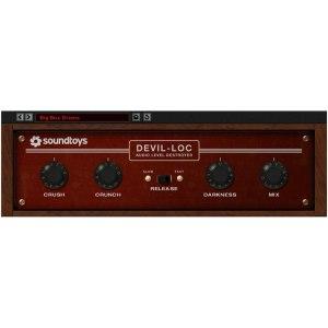 SoundToys Devil-Loc Deluxe VST AU RTAS Mac/Windows Digital Download